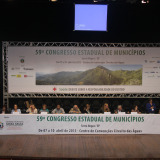 59º Congresso Estadual de Municípios – Serra Negra 2º dia
