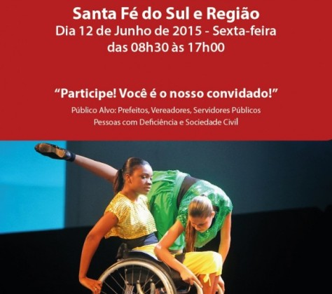 6ª Caravana da inclusão, acessibilidade e cidadania