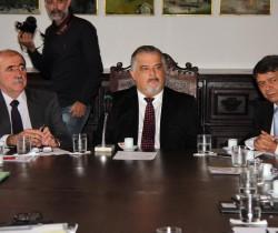 Vice-governador recebe UVESP e Parlamento de Registro
