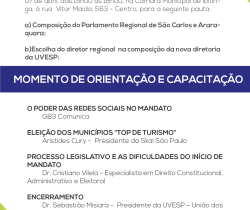 CONVITE! Região de Araraquara