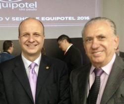 SECRETARIO DO TURISMO CONFIRMA PARCERIA COM A UVESP/MONGERAL