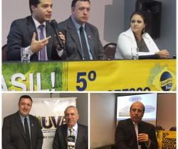 DIRETORA DA UVESP PARTICIPA DE PAINEL EM BRASILIA