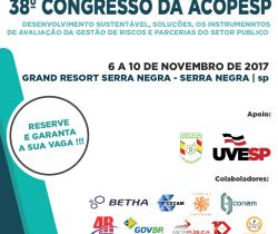 38º CONGRESSO DA ACOPESP