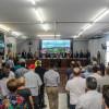 Evento de turismo da Uvesp reúne muitos prefeitos, vereadores e deputados em Bragança Paulista