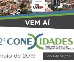 2º CONEXIDADES – Maio 2019 – São Carlos/SP