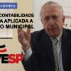 CURSO DE CONTABILIDADE PÚBLICA APLICADA A GESTÃO MUNICIPAL