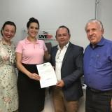 Sala de Visita, Edson Avalos e Vereadora de São Paulo – Adriana Ramalho
