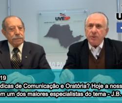 Bate-papo com Sebastião Misiara (live 17/07/19)