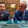 LIVE com Sebastião Misiara – participação especial Secretário Marco Vinholi