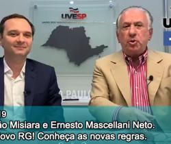 Live da UVESP com Sebastião Misiara e Ernesto Mascellani Neto