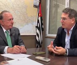 LIVE com Vinicius Lummertz – Secretario De Turismo do Estado de São Paulo