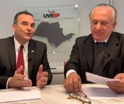 LIVE da UVESP com Flávio Amary – Secretário de Estado da Habitação
