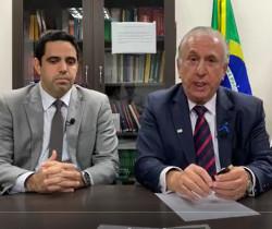 LIVE da UVESP com Sebastião Misiara e o Dr. Thiago Pinheiro Lima