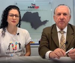 LIVE da UVESP com Sebastião Misiara e Erika Mota Santanna