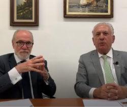 Live da Uvesp com Sebastião Misiara e José Carlos Cosenzo