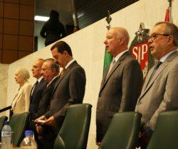Na Alesp, TCE prestigia homenagem aos 50 anos de municipalismo