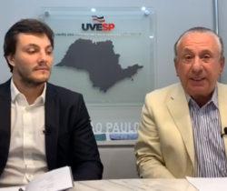 Live a UVESP com Sebastião Misiara e Marcos Silveira