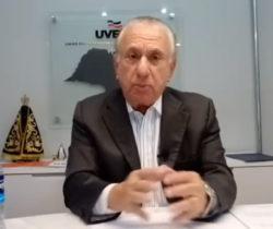 Live com os secretários de Estado, Vinicius Lummertz do Turismo e Gustavo Junqueira da Agricultura