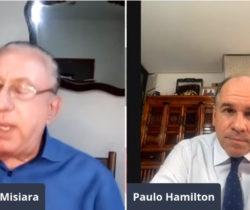 Live da Uvesp com Dr Paulo Hamilton e Sebastião Misiara