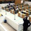 Parlamentares comemoram o Dia do Advogado e debatem retorno de sessões em ambiente virtual