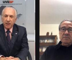 Live da Uvesp com o atual vice-presidente da InvestSP, Dr Torquato Jardim