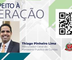 ARTIGO: Respeito à Federação – Thiago Pinheiro Lima