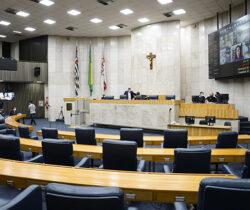 Assuntos da capital paulista são debatidos em Sessão Plenária