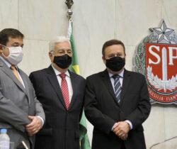 Professor Walter Vicioni toma posse como deputado na Assembleia Legislativa do Estado de São Paulo