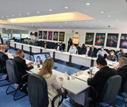Uvesp participa de evento do Ministério de Desenvolvimento Regional